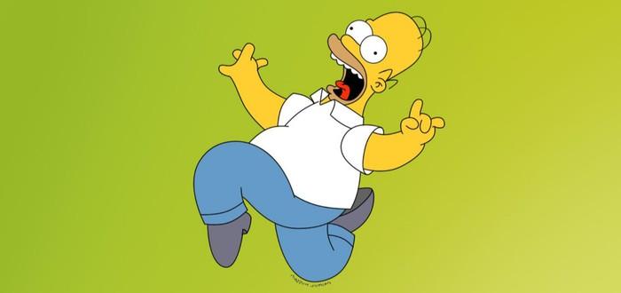 """Гомера из """"Симпсонов"""" очеловечили с помощью 3D"""