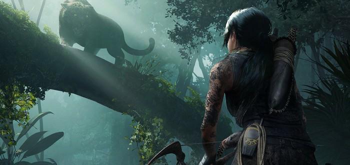 Четыре часа с чумазой Ларой — превью Shadow of the Tomb Raider