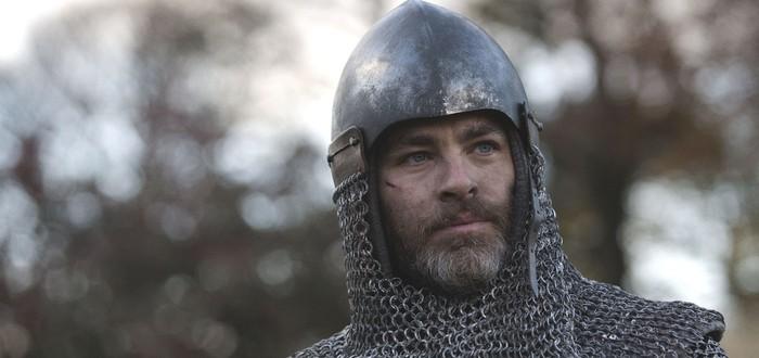 Крис Пайн сражается за свободу Шотландии в дебютном трейлере Outlaw King