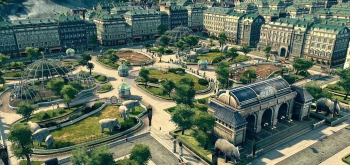 Gamescom 2018: Новый трейлер и дата релиза стратегии Anno 1800