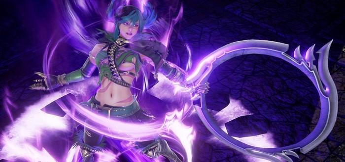 Gamescom 2018: Трейлер и скриншоты Soulcalibur VI