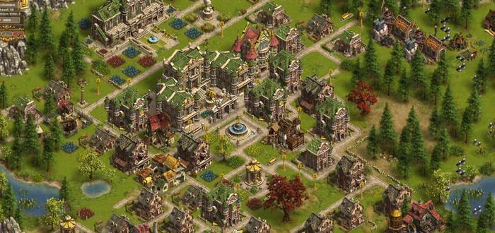 Ubisoft выпустит The Settlers — новую игру знаменитой серии