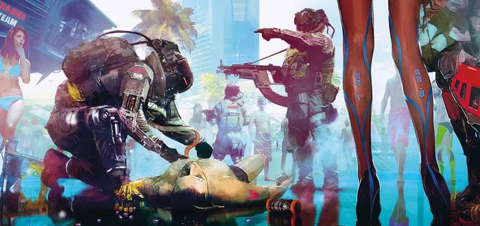В чем различия между демо Cyberpunk 2077 на E3 2018 и gamescom 2018