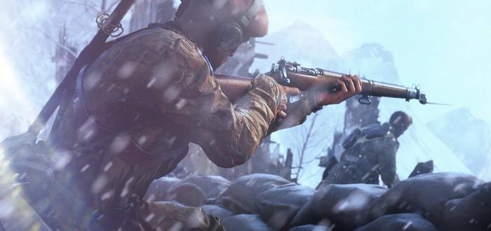 Новый трейлер Battlefield 5