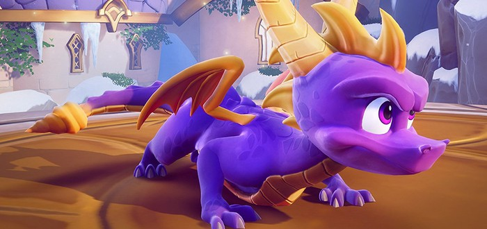 Gamescom 2018: 18 минут геймплея Spyro Reignited Trilogy
