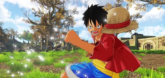 Gamescom 2018: Геймплейный трейлер One Piece: World Seeker