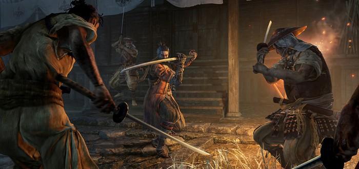 Gamescom 2018: Sekiro: Shadows Die Twice по размерам похожа на Bloodborne и Dark Souls 3
