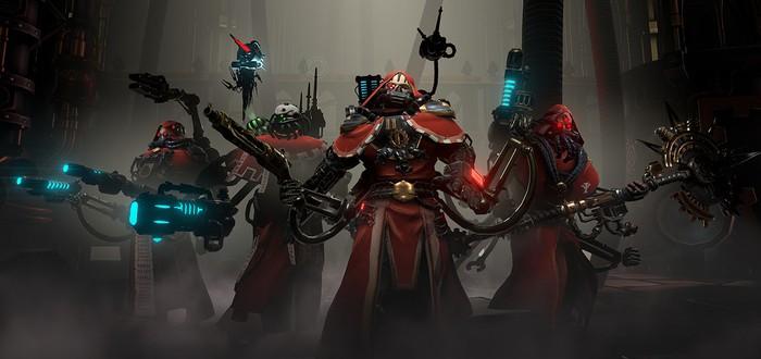 Warhammer 40,000: Mechanicus превращает достижения Steam в боевые способности