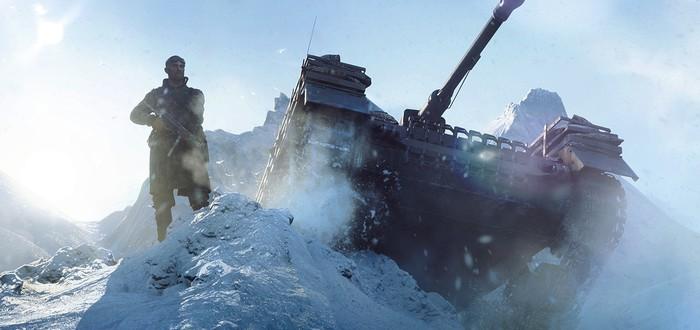 Новые подробности бета-версии Battlefield V