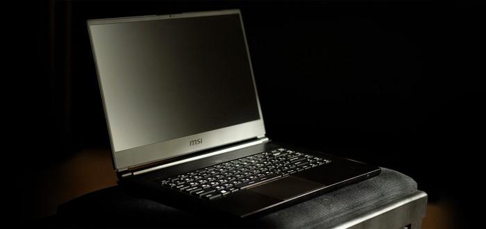 Черный и золотой: Обзор ноутбука MSI GS65