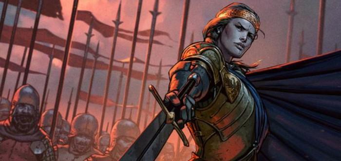 Одиночная кампания Gwent станет отдельной RPG