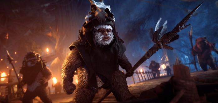 Планы по развитию Star Wars Battlefront II официально подтверждены