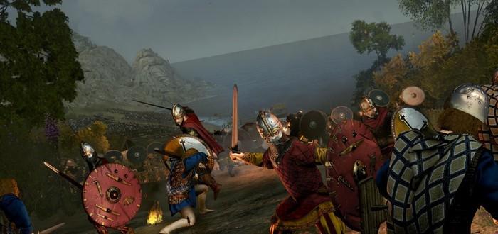 Реки крови в тизере обновления Total War Saga: Thrones of Britannia