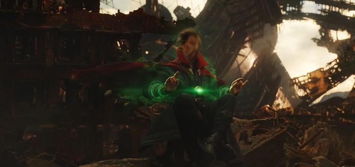 Фанатская теория объясняет, как Доктор Стрэндж планирует победить Таноса