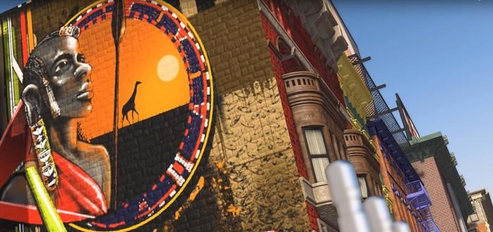 Обновленный режим The Neighborhood в трейлере NBA 2K19