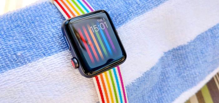 Apple не будет продавать в России Apple Watch в стиле ЛГБТ