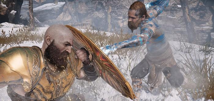 Опубликована инфографика о битвах игроков с чудищами в God of War