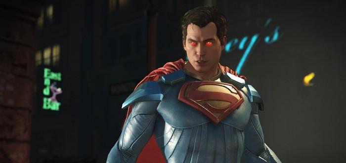 У руководителя God of War есть идеи для игры про Супермена