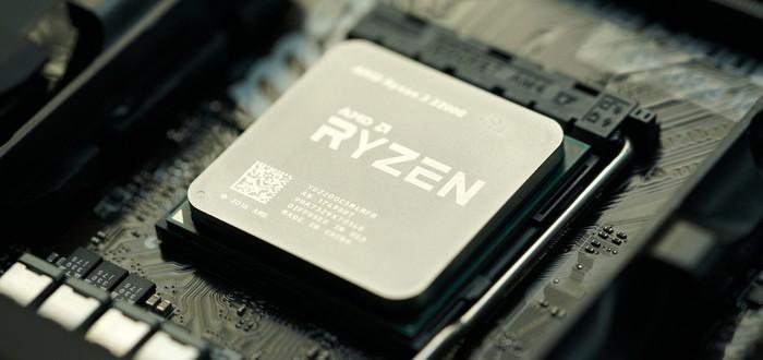 AMD обогнала Intel по продажам процессоров в августе