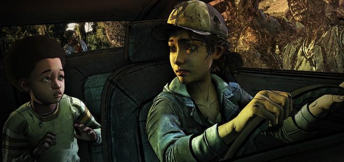 Отрывок геймплея из второго эпизода The Walking Dead: The Final Season