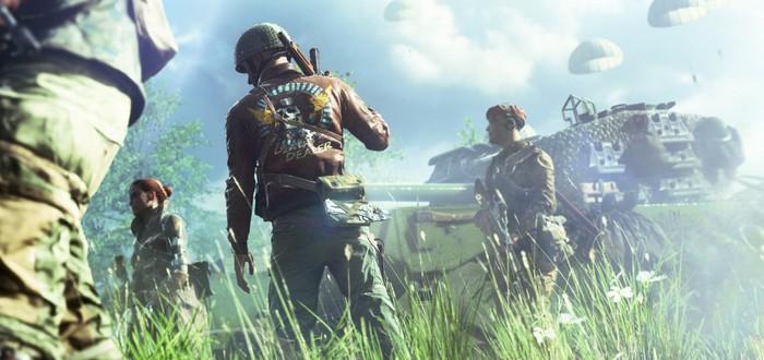 """""""Это Battlefield V"""": королевская битва, одиночная кампания и мультиплеерные бои в обзорном трейлере Battlefield V"""
