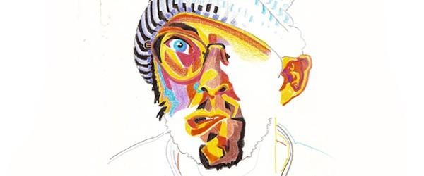 Sunday Science: Художник рисует себя после употребления всех известных наркотиков