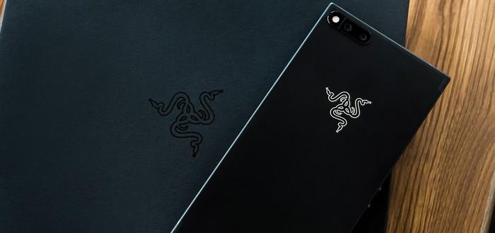 Razer работает над вторым поколением геймерского смартфона