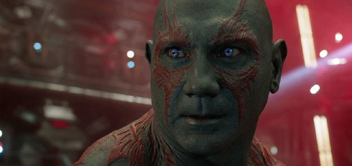 Дэйв Батиста обсуждал с Marvel сольный фильм о Драксе