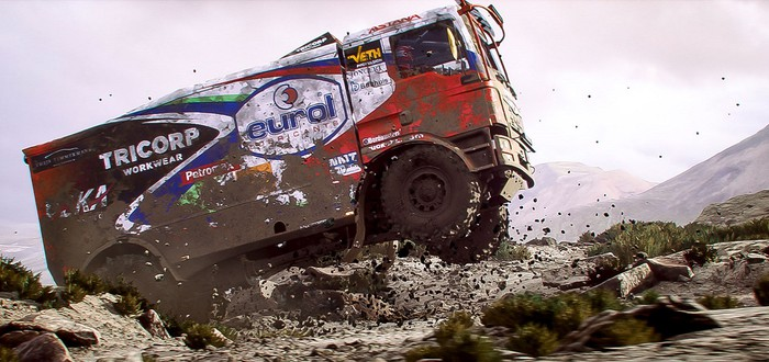 Новый трейлер и дата выхода гоночного симулятора Dakar 18