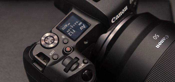 Canon анонсировала новый беззеркальный полнокадровый фотоаппарат EOS R