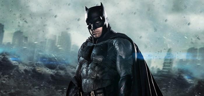 """Режиссер и раскадровщик DC назвал """"лучшим"""" сценарий Аффлека для """"Бэтмена"""""""