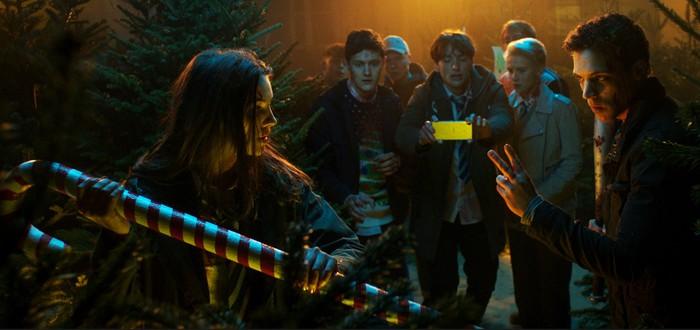 Дебютный трейлер комедийного мюзикла с элементами хоррора Anna and the Apocalypse