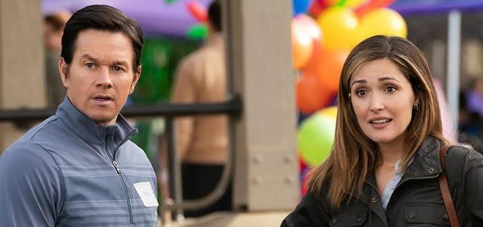 Марк Уолберг и Роуз Бирн усыновляют детей в трейлере Instant Family
