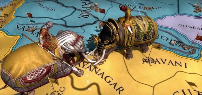 Релизный трейлер дополнения Dharma для Europa Universalis IV