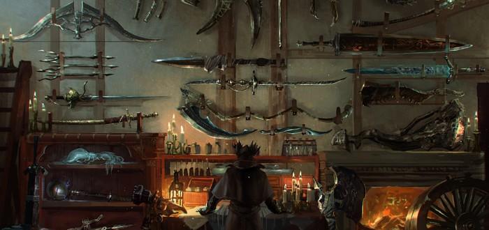 Анонсирована официальная настольная игра по Bloodborne