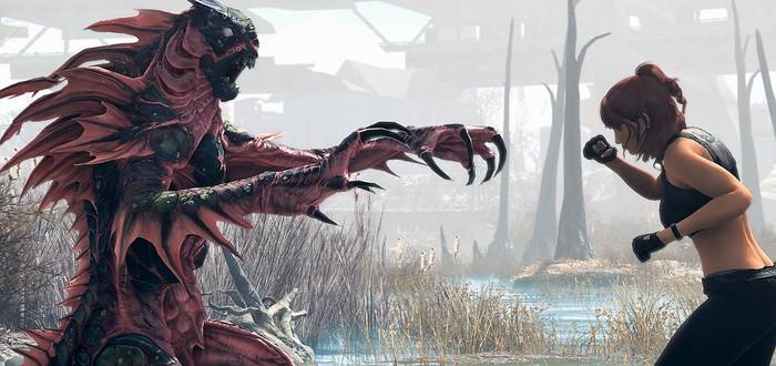 Мод Fallout 4 добавляет динамическое освещение