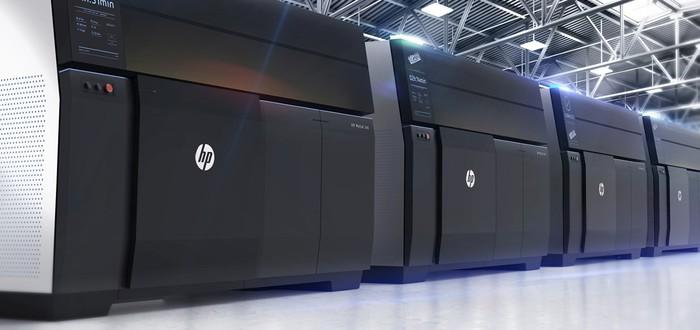 HP представила трехмерный принтер для металла за $400 тысяч