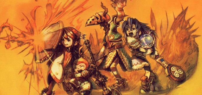 Ремастер Final Fantasy Crystal Chronicles выйдет на PS4 и Switch