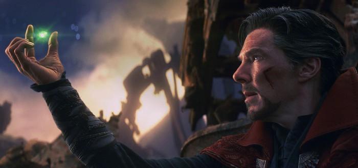 """Теория: Доктор Стрэндж поймал Таноса во временную петлю для сражения в четвертых """"Мстителях"""""""