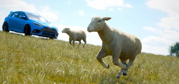 Пресса осталась довольна рейсингом Forza Horizon 4