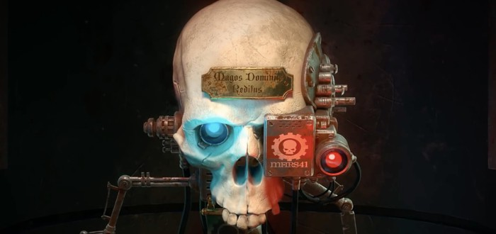 14 минут геймплея Warhammer 40,000: Mechanicus