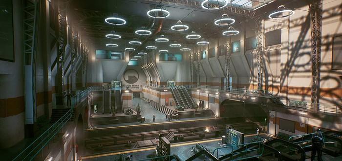 Фанатский Half-Life на Unreal Engine 4 доступен для скачивания