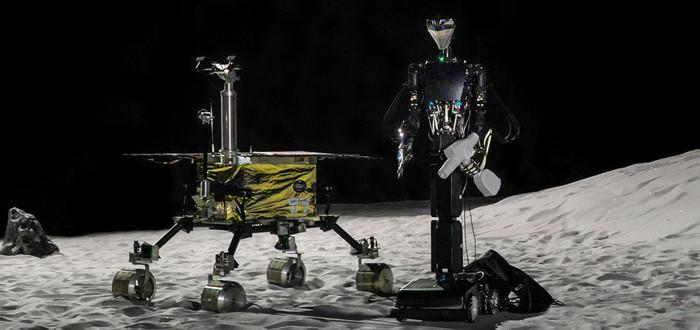 Япония отправит рукастого робота-аватара на Луну