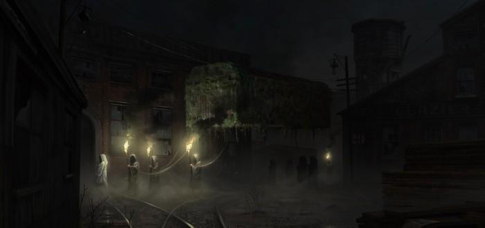 Визуальные приёмы в новом дневнике разработчиков The Sinking City