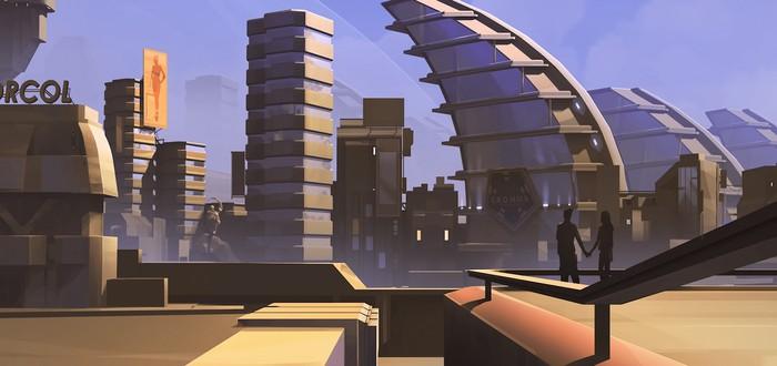 Пошаговая изометрическая RPG Encased вышла на Kickstarter