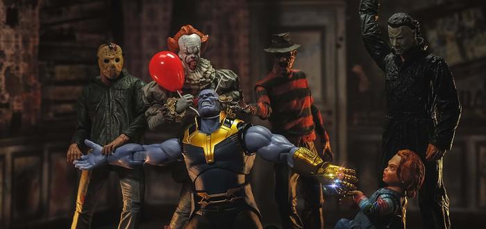 Ужасы Земли против Таноса