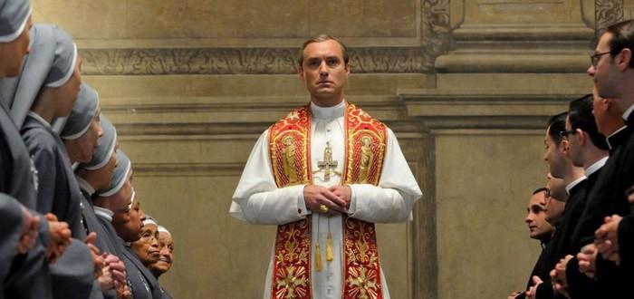 """Сериал """"Новый Папа"""" выйдет в ноябре 2019 года"""