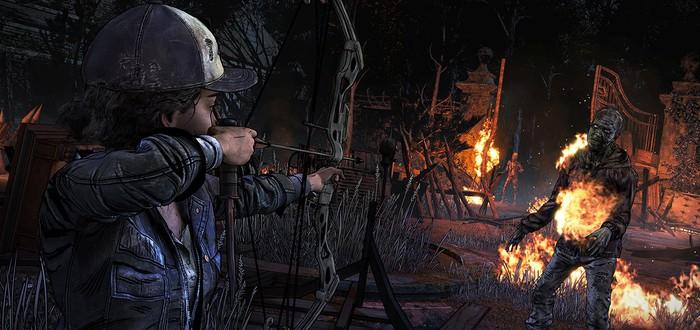 Новый трейлер второго эпизода The Walking Dead: The Final Season