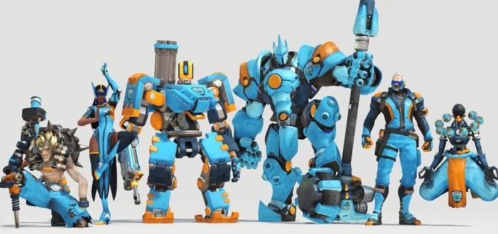 Поклонница Overwatch разрабатывает симулятор менеджера киберспортивной команды