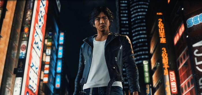Новые подробности Judge Eyes — о боях, прокачке и отличиях от Yakuza